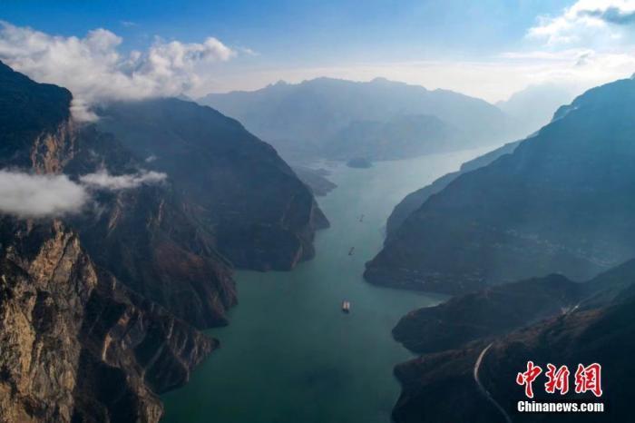 发改委:1-2月长江经济带优良水质比例达86.5%