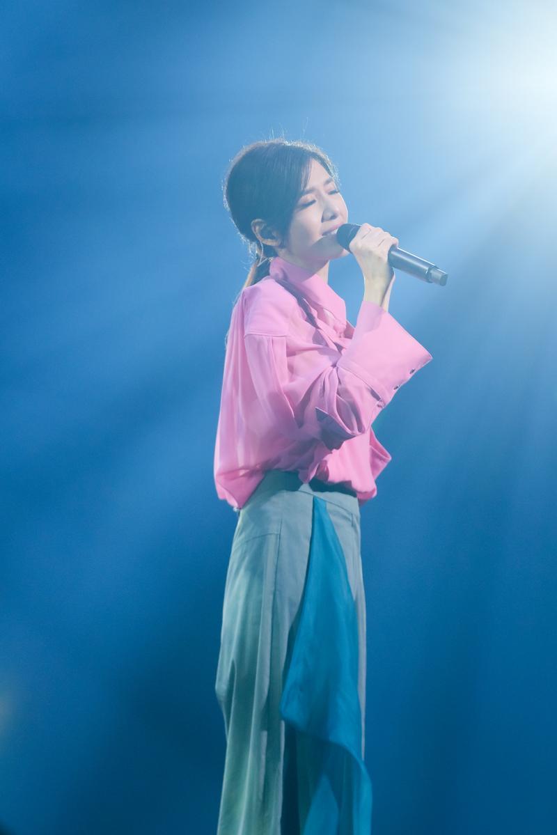"""30周年演唱会收获好评,苏慧伦期待南台湾歌迷""""出招"""""""