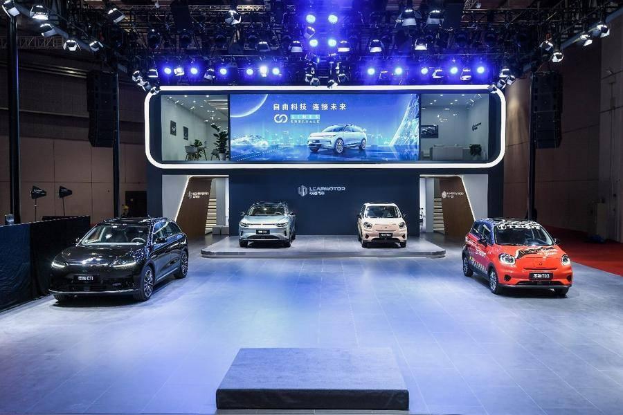 零跑发布LIMES品牌战略,宣布进军中高级智能豪华纯电轿车市场