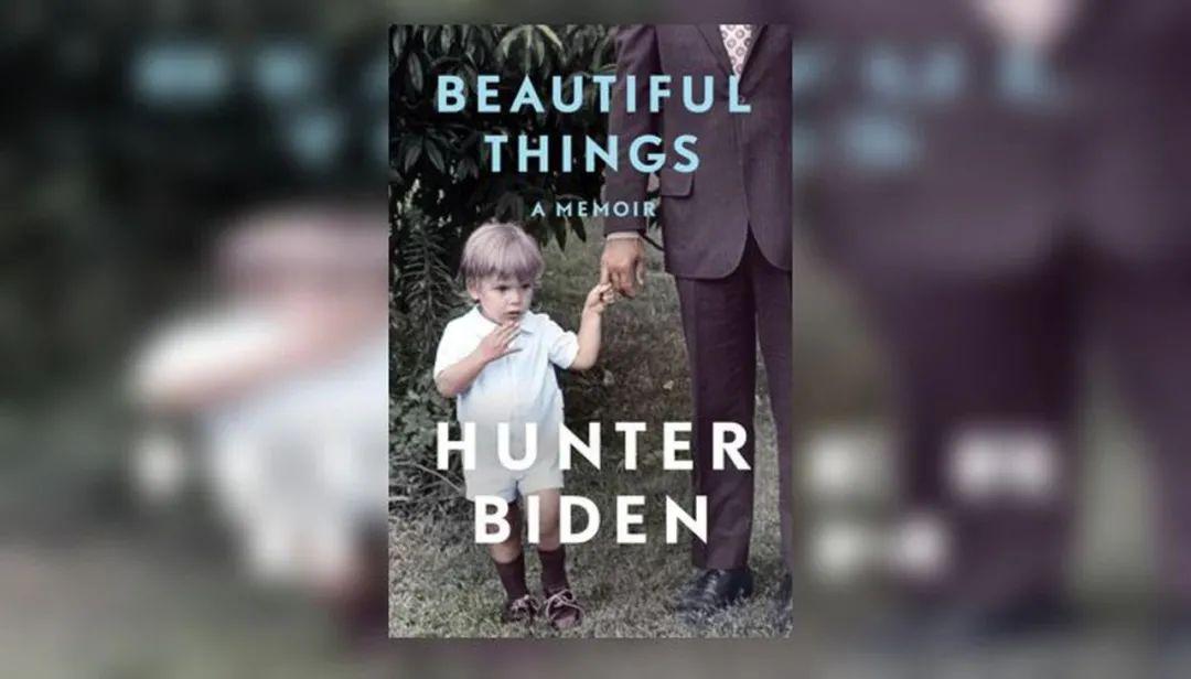 """拜登儿子一本《美好事物》,""""大尺度""""那些事都认了!图片"""