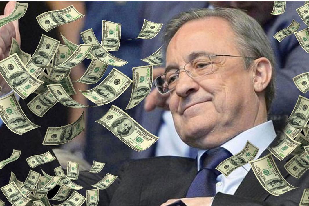 记者:欧超联赛冠军奖金高达4亿欧元