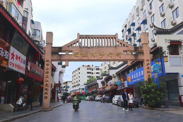"""桂林最适合""""散步式""""游玩,市内景点逛个遍,有两点小遗憾"""