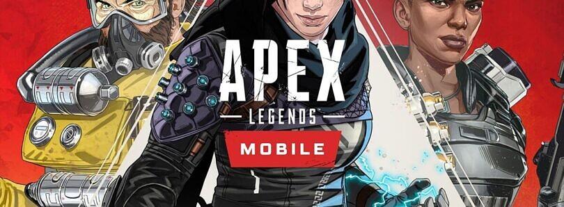 EA 宣布《Apex 英雄》即将登陆 Android 和 iOS 移动平台