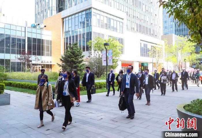 """北京""""两区""""建设任务实施率达58.5% 新增1400多个优质项目"""
