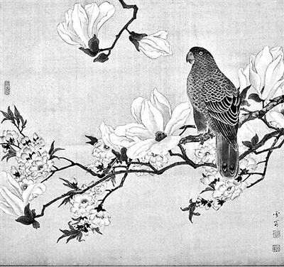 陈之佛绘画艺术特展在中国美术馆开展