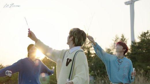 出道10周年B1A4新曲预告公开 为陪伴我们10年的粉丝们准备
