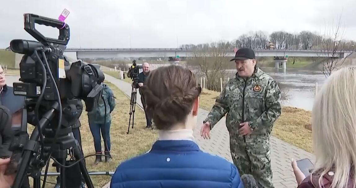 美否认谋划明斯克政变,但对白俄实施新制裁
