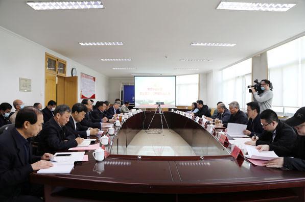 山东省委党史学习教育第三巡回指导组到潍坊学院检查指导工作