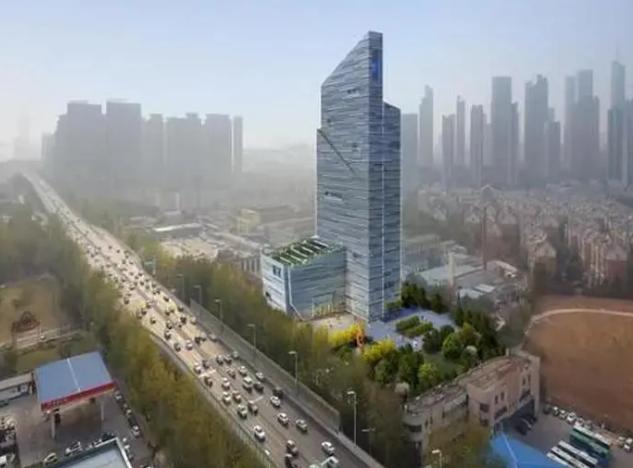 """要建超200m写字楼,合肥超级""""天际线""""曝光!"""