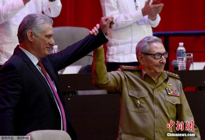 金正恩向古巴致贺电 祝卡斯特罗等领导人身体健康
