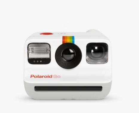 世界上最小的拍立得相机面世?宝丽来发布Polaroid Go