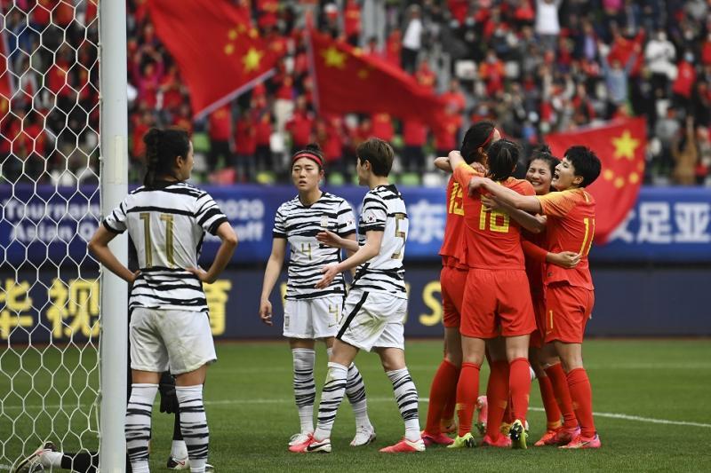 """媒体:避开""""死亡之组"""",中国女足奥运会小组突围仍有难度图片"""