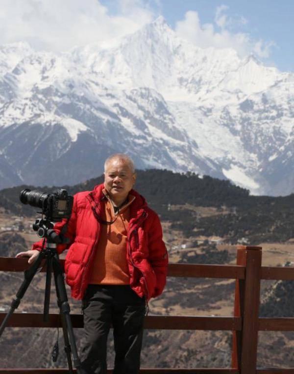 国画大师李可染之子李小可去世,享年76岁 曾多次入川采风