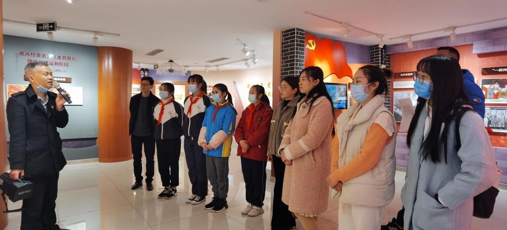 温江教育系统党史学习教育师生喜闻乐见