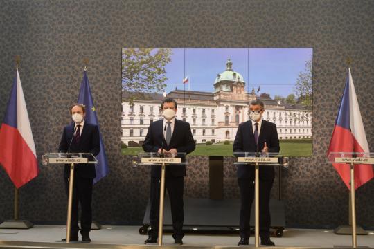 捷克或将继续驱逐俄罗斯外交官