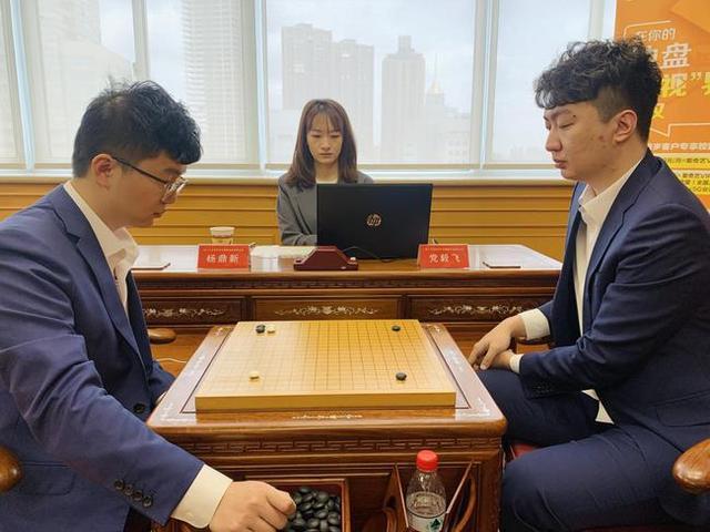 天元战恶斗后,这两位棋手又一次在倡棋杯相遇?
