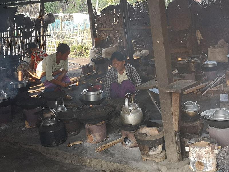 世界粮食计划署:缅甸将有340万人面临食物短缺