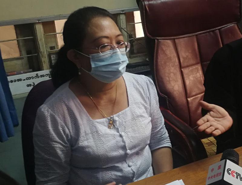 缅甸国务资政昂山素季涉嫌违反《国家机密法》一案再次开庭