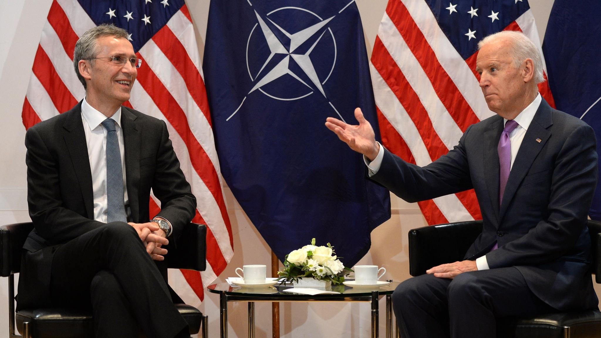 拜登将亲赴北约峰会讨论对抗中俄挑战