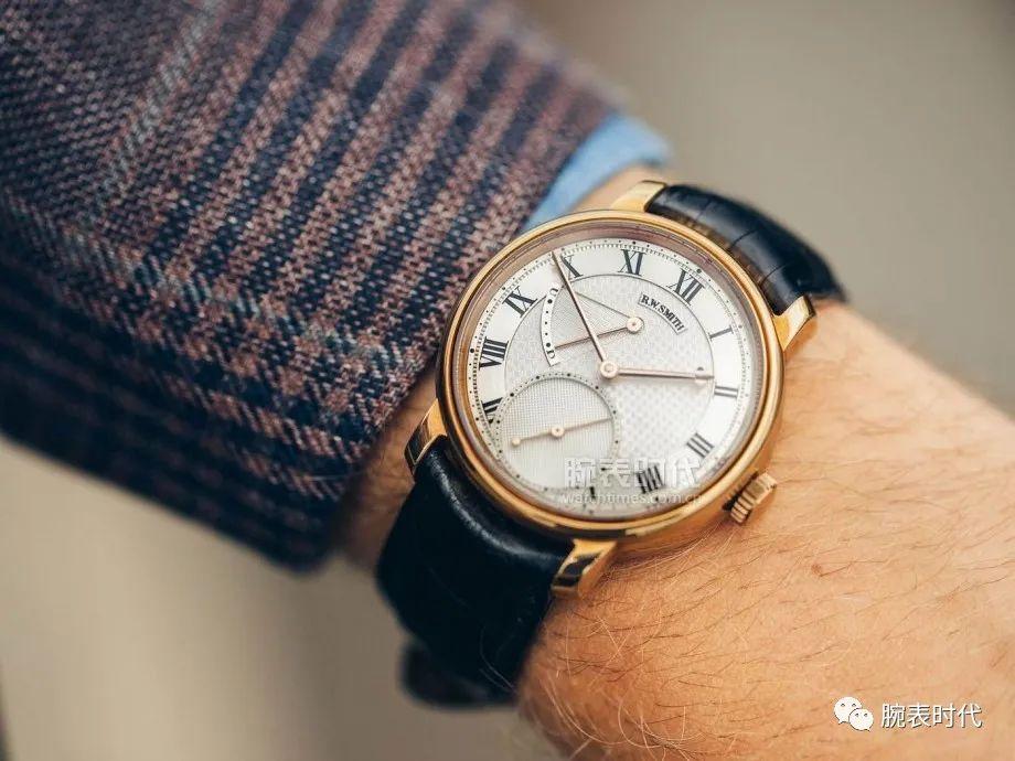 不理解为什么那么多人戴手表?