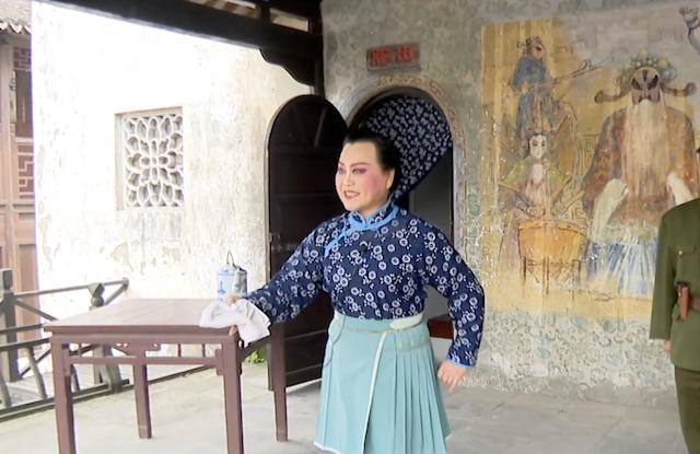 视频|沙家浜:烽火芦荡 军民鱼水情深