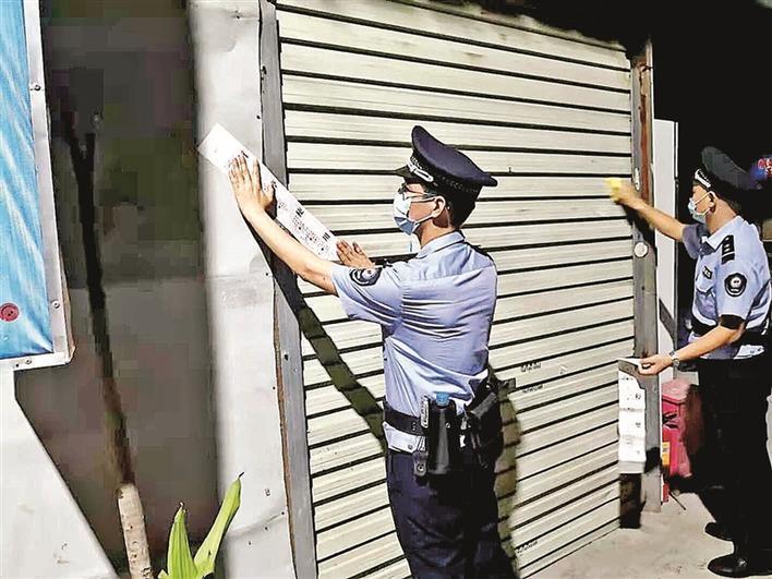 沙井街道:持续加大消防安全隐患整治力度
