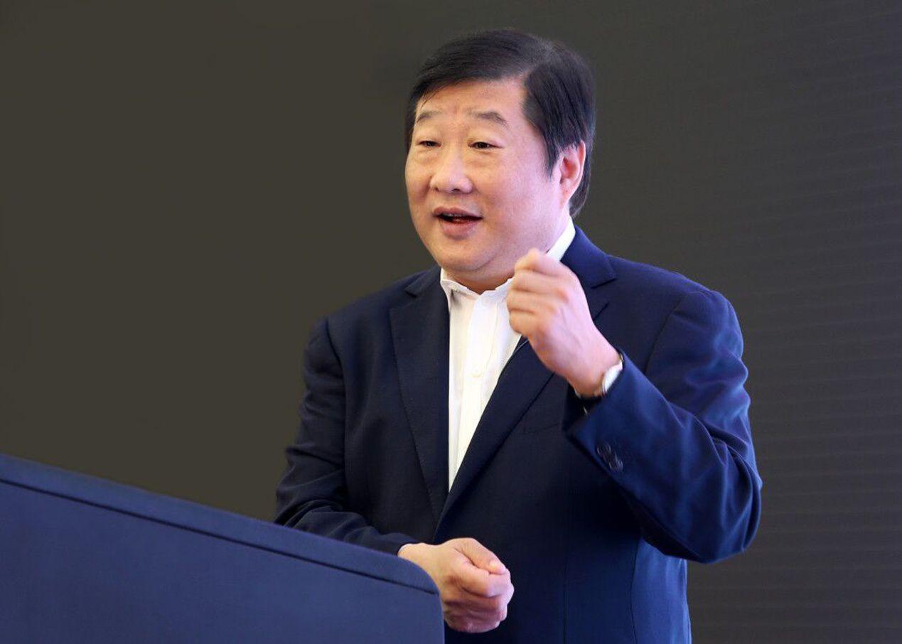 山东重工董事长谭旭光入选中国工程院院士增选有效候选人