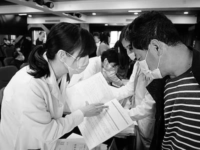 秦皇岛军工医院家庭医生 为老龄人群健康保驾护航