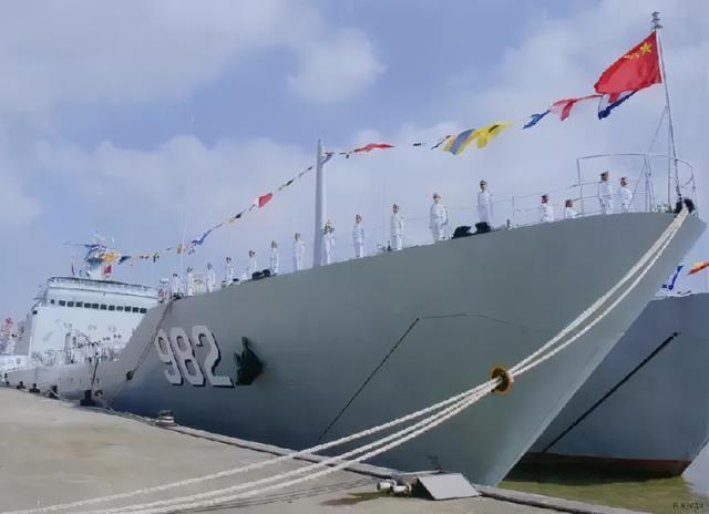长征、大连、海南,三型主战舰艇入列,命名规则是什么?