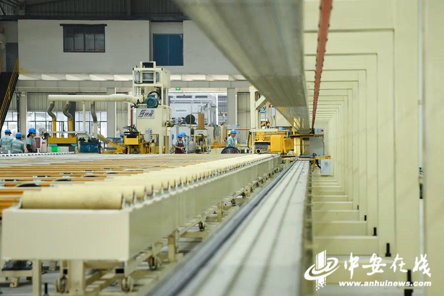 安徽一季度工业发展成绩单出炉