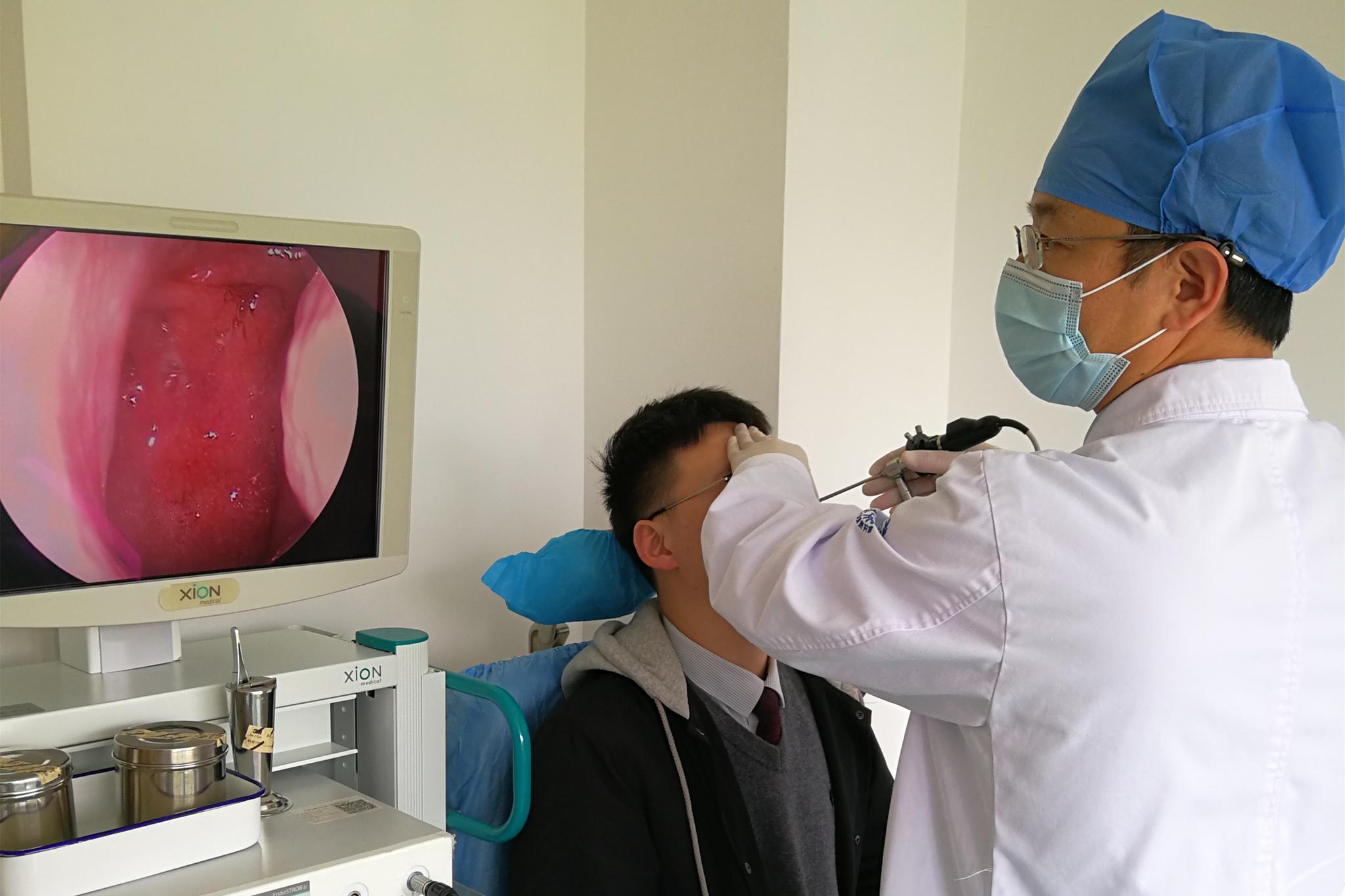 耳闷头痛还以为是中耳炎  结果竟确诊鼻咽癌