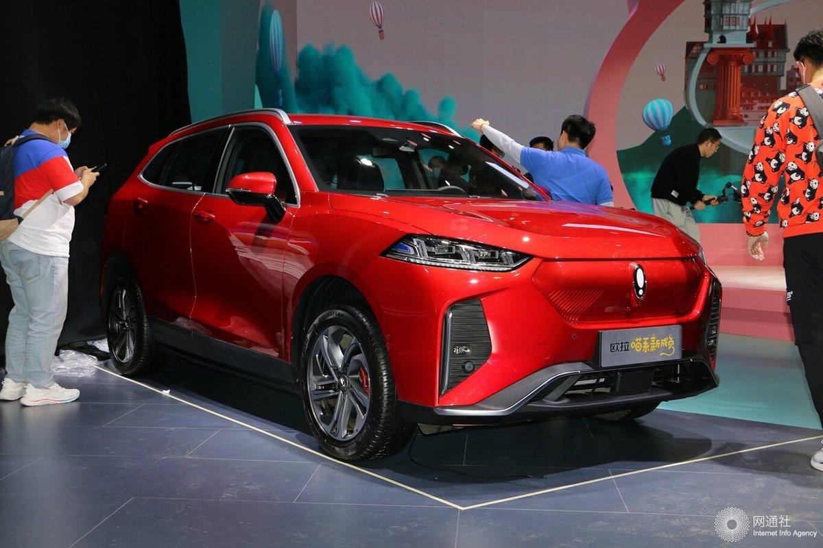 """首款""""猫系""""SUV 欧拉全新纯电车型将于7月量产"""
