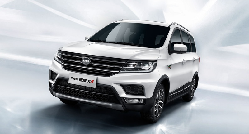 配置升级/售5.88万 2021款斯威X3新增车型上市