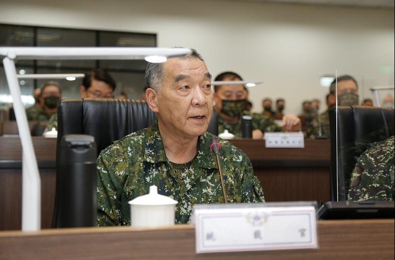 台军启动汉光计算机兵推 台防长:从严从难