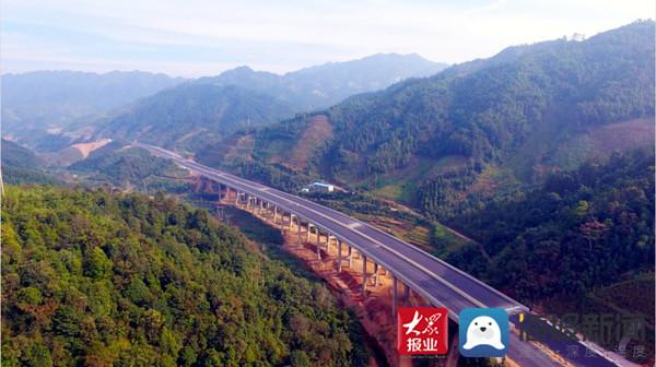 珠三角干线高速公路广佛肇高速全线通车