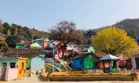"""信阳浉河区有个""""美丽小镇""""——董家河镇"""