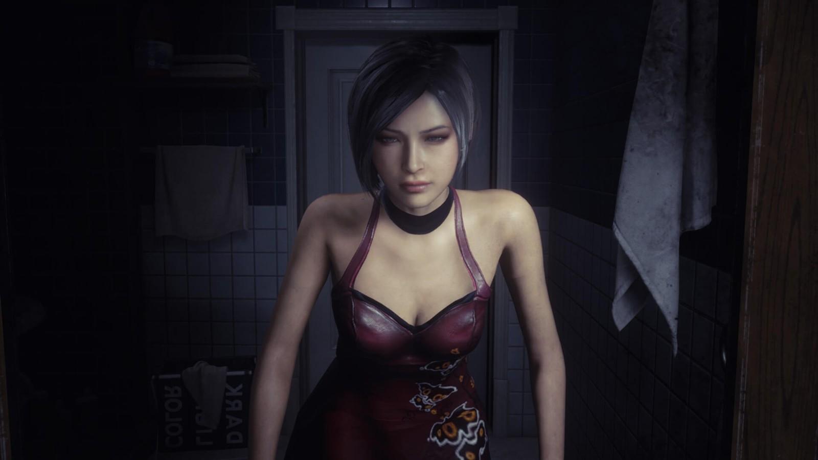 《生化危机3:重制版》艾达mod发布 面部表情适应与海飞丝