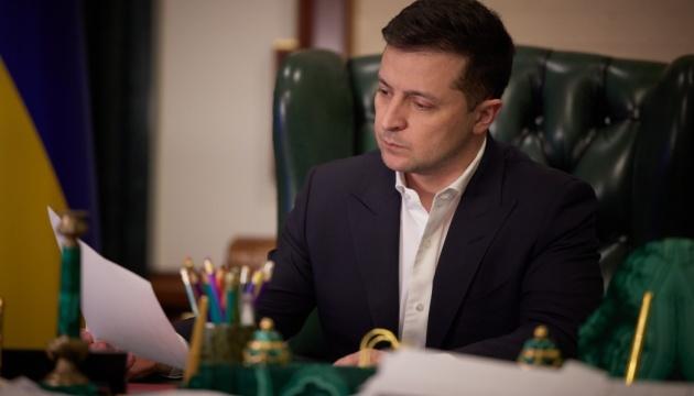 乌克兰总统呼吁修改《明斯克协议》 加强美国在解决顿巴斯问题中的作用