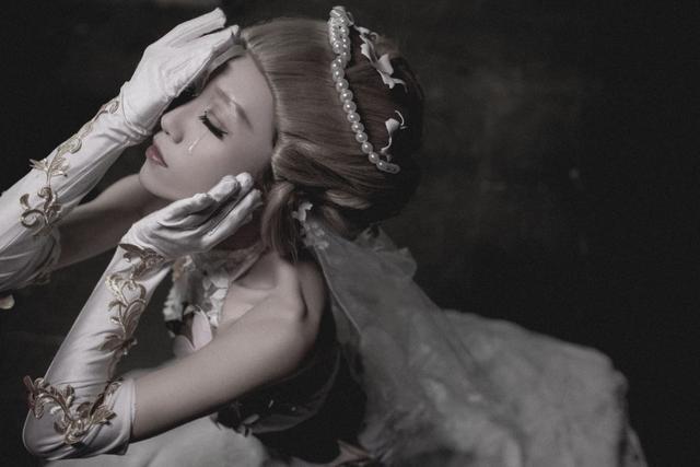 第五人格·红蝶cosplay-小柚妹站