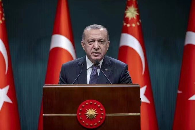 土耳其总统:土耳其4月29日至5月17日实施全面封锁