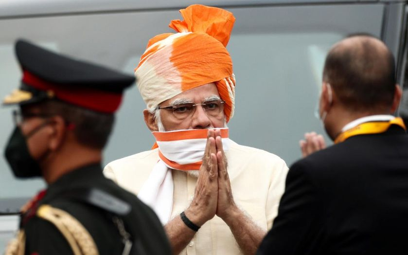 """莫迪的""""印度梦"""" 会因新冠疫情凶猛而折叠吗?"""