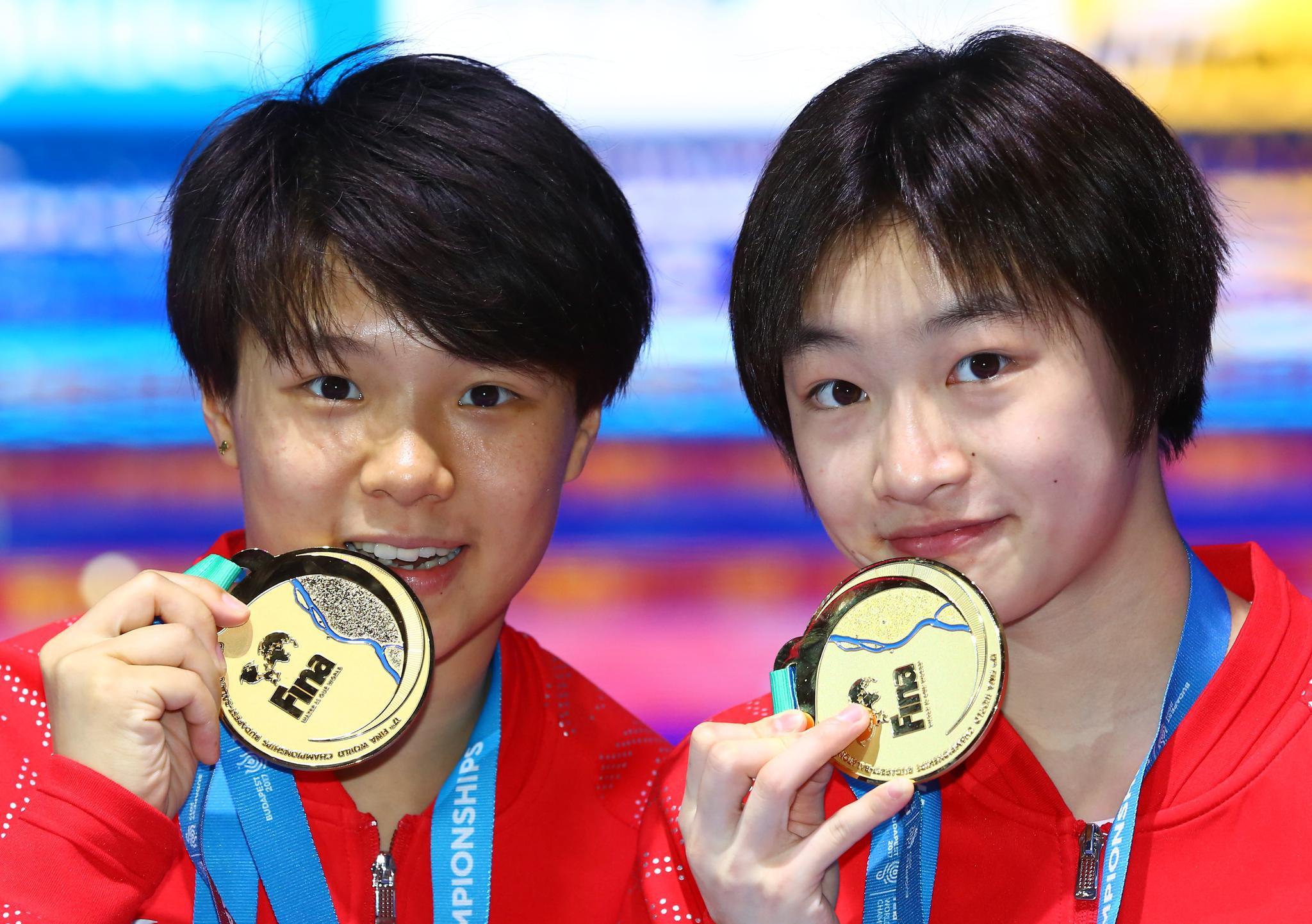 国际泳联发布跳水世界杯名单 中国队四将榜上有名