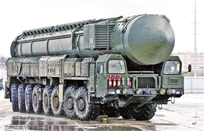 """核力量现代化装备占比将超过88% 俄罗斯警告西方勿越""""红线"""""""
