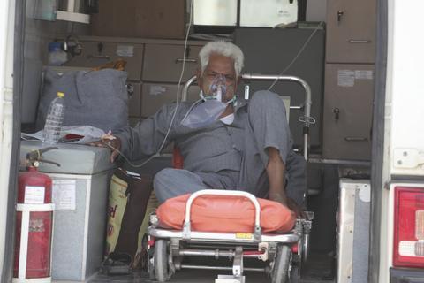 印度4名新冠患者得知自己确诊后逃离医院