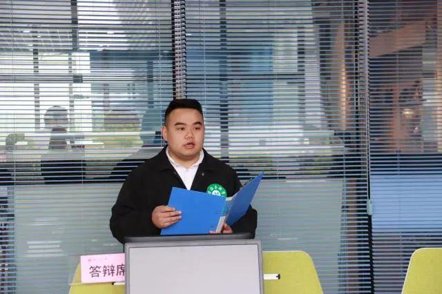 """贵州师范大学第十七届""""挑战杯""""大学生课外学术科技作品竞赛终审答辩举行图片"""