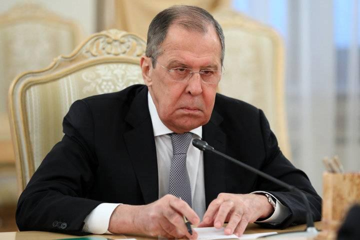 俄罗斯外长拉夫罗夫:俄美关系比冷战时期更糟糕