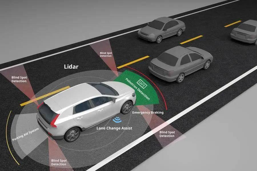 一径科技新品发布,全新前向固态激光雷达产品ML-Xs上海车展首发