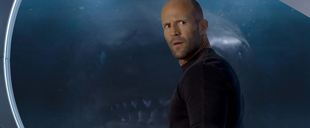 杰森·斯坦森回归《巨齿鲨2》,明年1月开拍