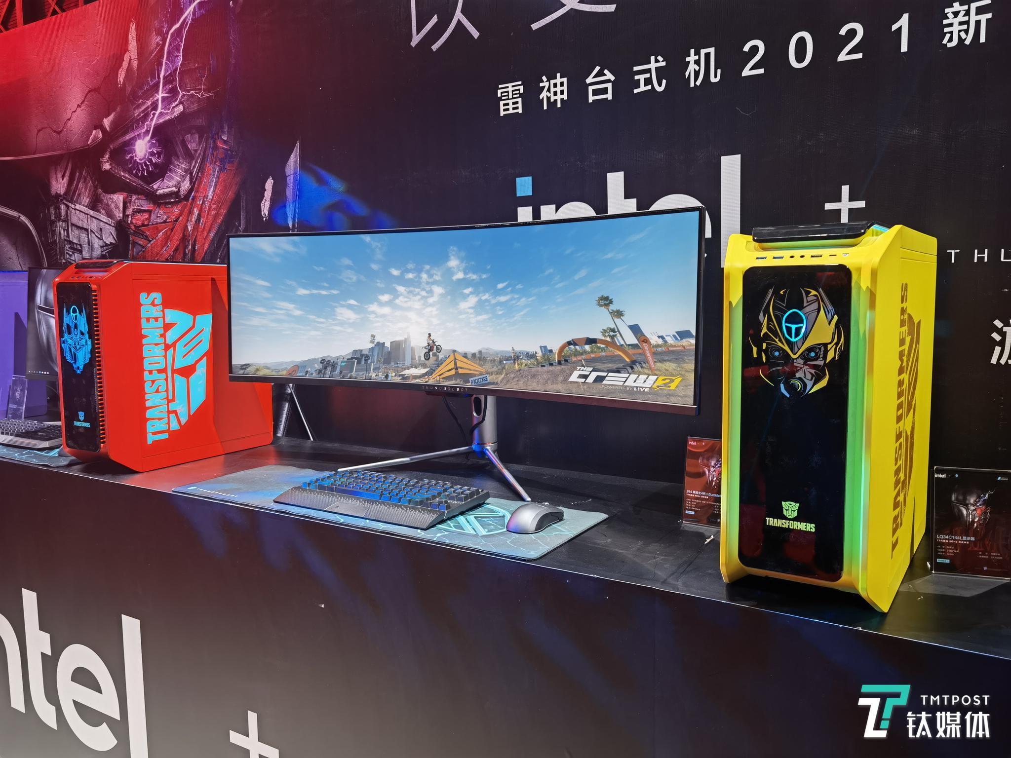 高端化和一体化场景解决或是游戏台式机未来趋势,专访雷神科技创始人李艳兵