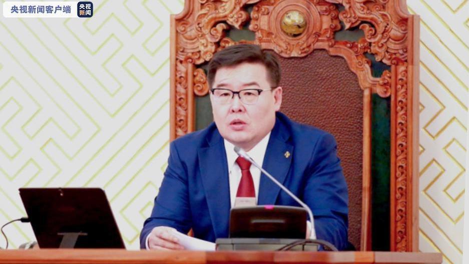 蒙古国国家大呼拉尔主席:蒙古国需要借鉴中国抗疫经验